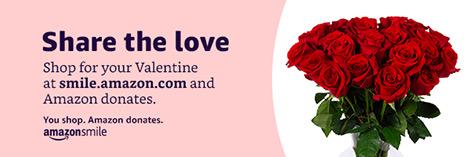 Amazon Smile - Valentines