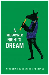 Midsummer Night's Dream poster
